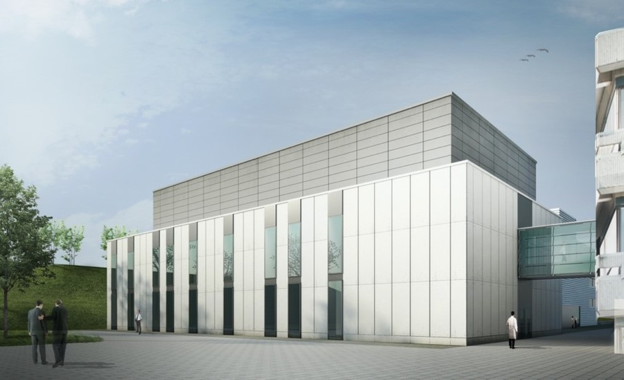 Neubau Laborgebaeude Fraunhofer Gesellschaft