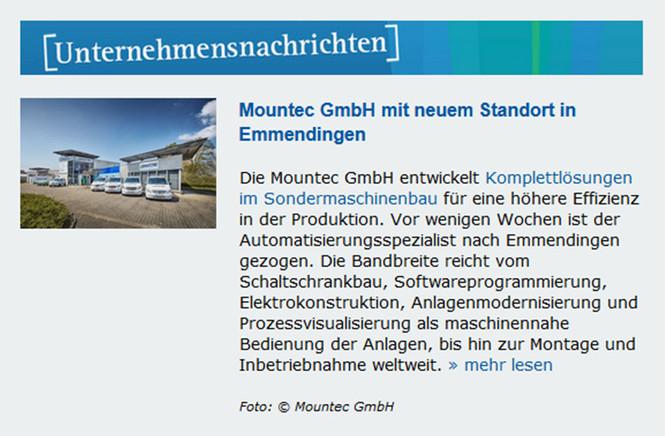 Newsletter Wirtschaftsförderung Freiburg Juli 2019