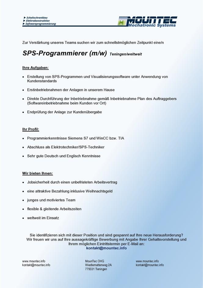 JPG Stellenbeschreibung SPS Programmierer